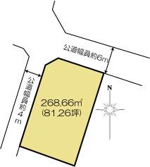 土地 水戸市千波町2061-25 JR常磐線(取手〜いわき)水戸駅 12000000