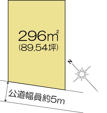 土地 水戸市河和田町 JR常磐線(取手〜いわき)赤塚駅 765万円