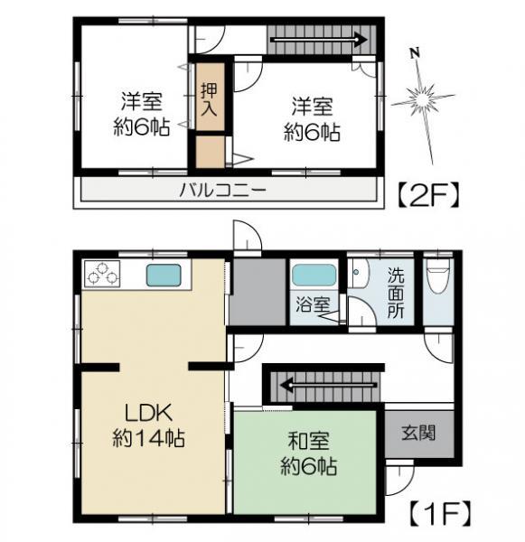 中古戸建 水戸市笠原町 JR常磐線(取手〜いわき)水戸駅 1399万円