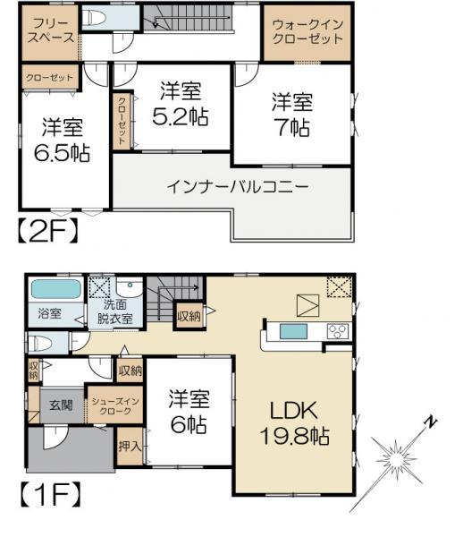 新築戸建 水戸市千波町 JR常磐線(取手〜いわき)水戸駅 2880万円