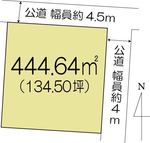 土地 水戸市千波町 JR常磐線(取手〜いわき)水戸駅 1980万円