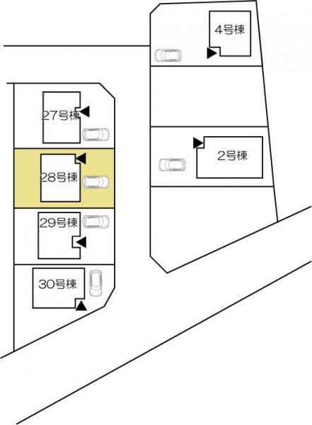 新築戸建 水戸市酒門町 JR常磐線(取手〜いわき)水戸駅 2080万円