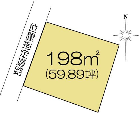 土地 水戸市千波町 JR常磐線(取手〜いわき)水戸駅 1080万円