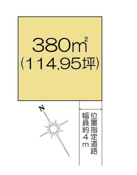 土地 水戸市千波町 JR常磐線(取手〜いわき)水戸駅 1380万円