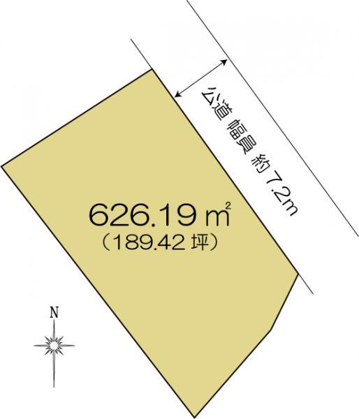 土地 水戸市酒門町 JR常磐線(取手〜いわき)水戸駅 980万円