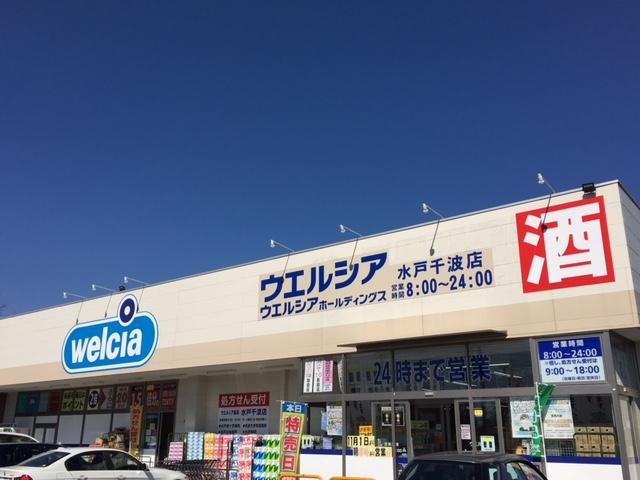 ウエルシア水戸千波店 (調剤薬局)