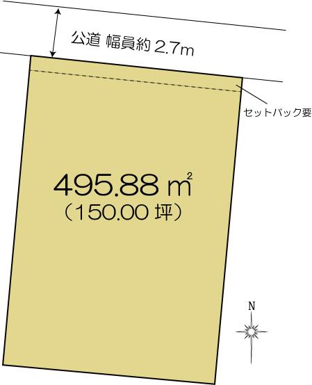 土地 水戸市笠原町 JR常磐線(取手〜いわき)水戸駅 2100万円