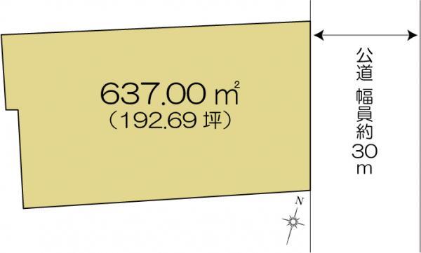 土地 水戸市浜田2丁目 JR常磐線(取手〜いわき)水戸駅 1800万円