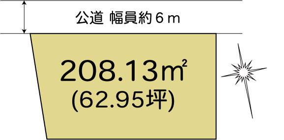 土地 水戸市笠原町 JR常磐線(取手〜いわき)水戸駅 1000万円
