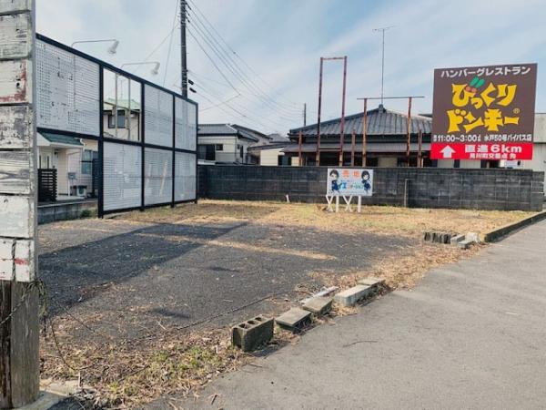 土地 水戸市元吉田町 JR常磐線(取手〜いわき)水戸駅 500万円