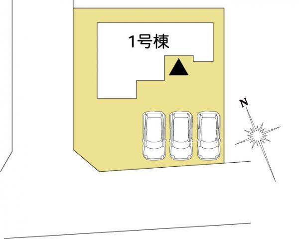 新築戸建 水戸市元吉田町 JR常磐線(取手〜いわき)水戸駅 2880万円