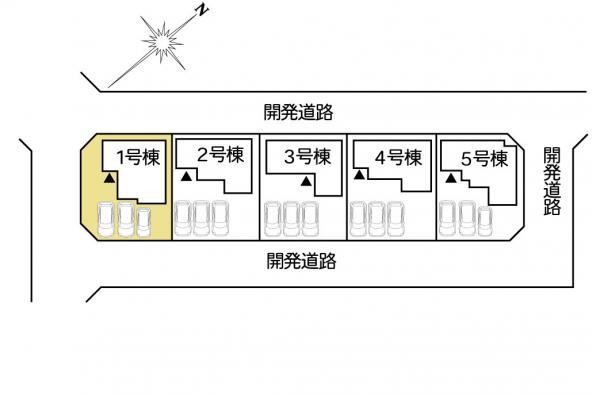 新築戸建 水戸市酒門町 JR常磐線(取手〜いわき)水戸駅 2780万円