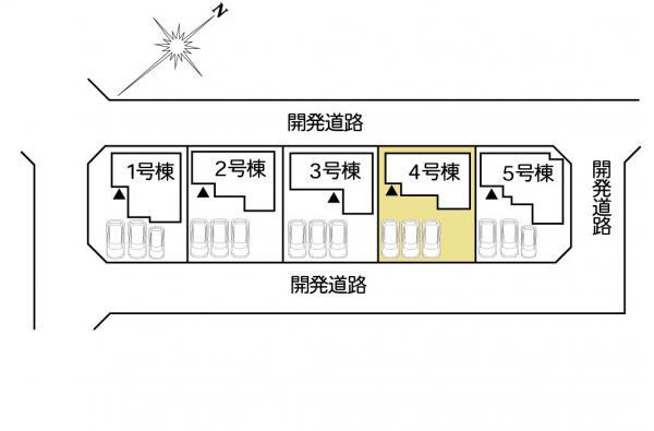 新築戸建 水戸市酒門町 JR常磐線(取手〜いわき)水戸駅 2650万円