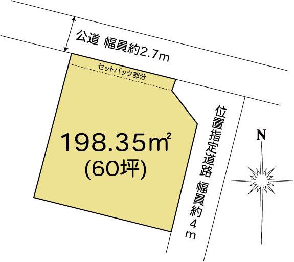 土地 笠原町土地 JR常磐線(取手〜いわき)水戸駅 1000万円