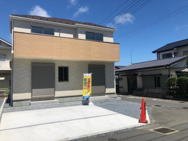 新築戸建 水戸市住吉町 JR常磐線(取手〜いわき)水戸駅 1890万円