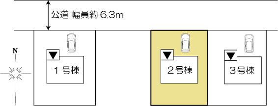 新築戸建 水戸市見川町 JR常磐線(取手〜いわき)水戸駅 2250万円