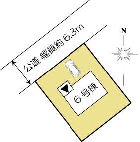 新築戸建 水戸市見川町 JR常磐線(取手〜いわき)水戸駅 2280万円