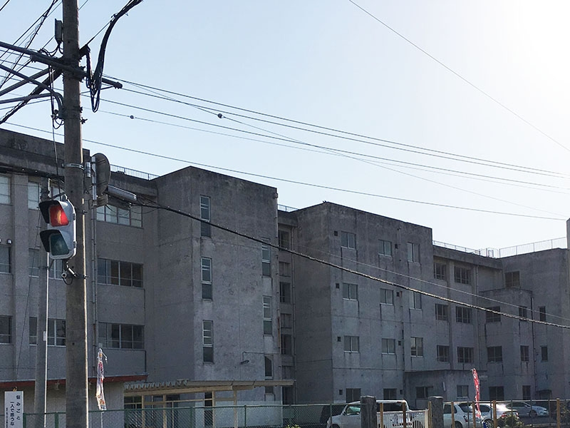水戸市立第五中学校
