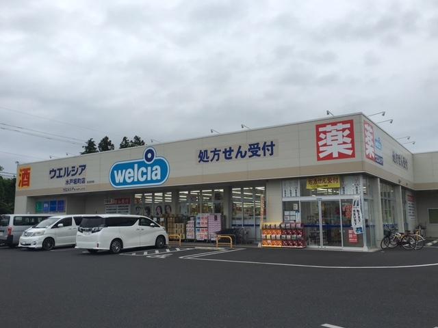 ウエルシア水戸堀町店 (調剤薬局)