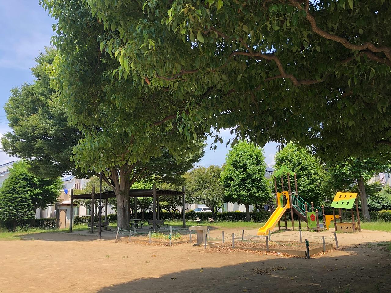 東前梅の木街区公園