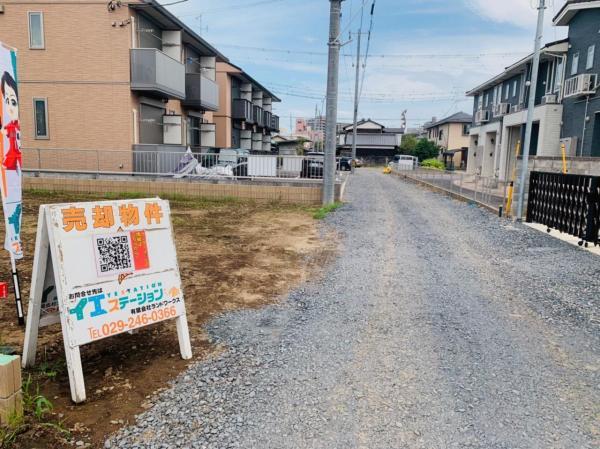 土地 水戸市常磐町2丁目 JR常磐線(取手〜いわき)水戸駅 980万円