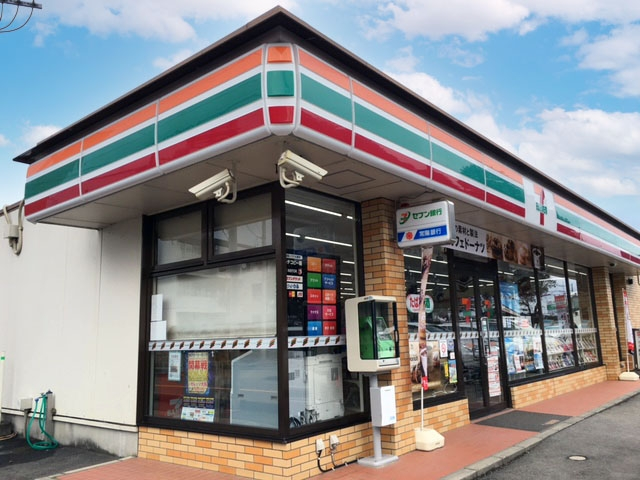 セブン-イレブン 水戸東野町店