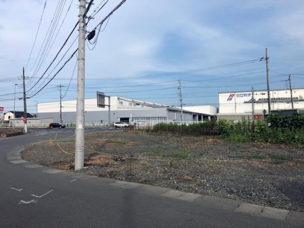 土地 ひたちなか市大字稲田 JR常磐線(取手〜いわき)佐和駅 1600万円
