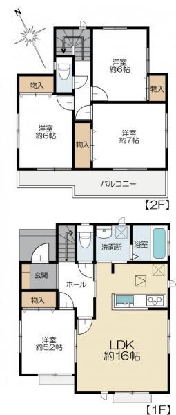新築戸建 水戸市千波町 JR常磐線(取手〜いわき)水戸駅 2390万円