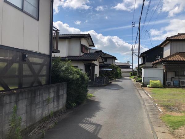 土地 那珂市菅谷 JR水郡線中菅谷駅 750万円