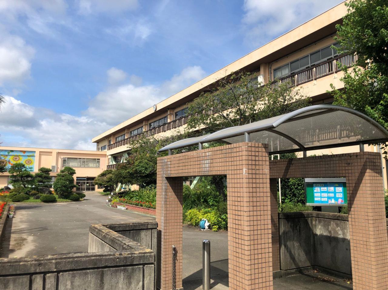 那珂市立菅谷小学校