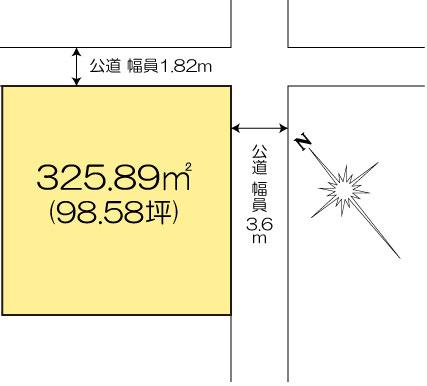土地 茨城県水戸市酒門町 JR常磐線(上野~取手)水戸駅 700万円