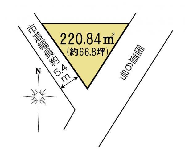 土地 茨城県水戸市酒門町1038番4 JR常磐線(上野~取手)水戸駅 590万円