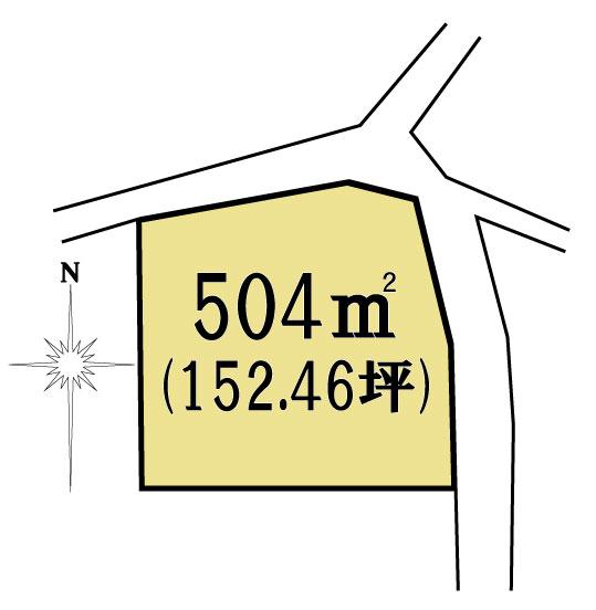 土地 茨城県水戸市酒門町146-2 JR常磐線(取手~いわき)水戸駅 750万円