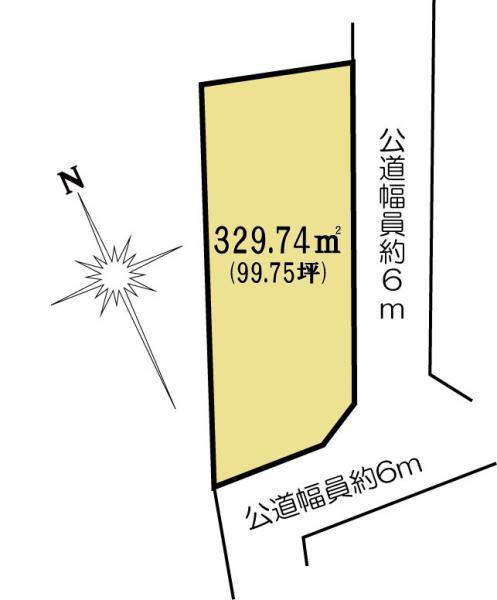 土地 茨城県水戸市東前2丁目 JR常磐線(取手~いわき)水戸駅 900万円