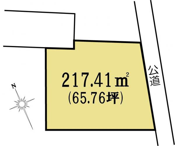 土地 茨城県水戸市見川町2448-8 JR常磐線(取手~いわき)水戸駅 850万円
