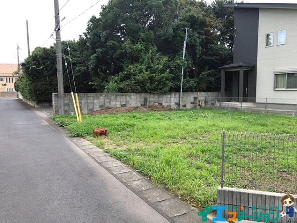 土地 茨城県水戸市平須町 JR常磐線(取手~いわき)水戸駅 580万円