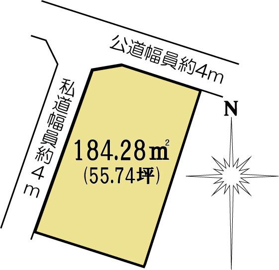 土地 茨城県水戸市千波町2819-9 JR常磐線(取手~いわき)水戸駅 980万円