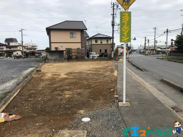 土地 茨城県水戸市吉沢町 JR常磐線(取手~いわき)水戸駅 599万円