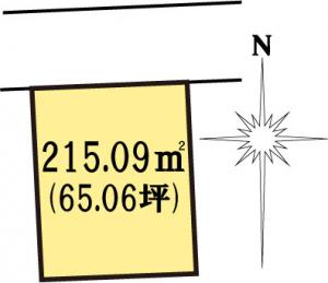 土地 茨城県水戸市見川町大山台 JR常磐線(取手~いわき)水戸駅 8500000