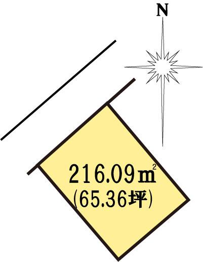 土地 茨城県水戸市見川町大山台 JR常磐線(取手~いわき)水戸駅 900万円