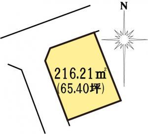 土地 茨城県水戸市見川町大山台 JR常磐線(取手~いわき)水戸駅 10500000