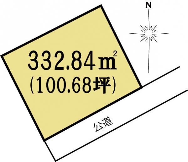 土地 茨城県水戸市住吉町134-14 JR常磐線(取手~いわき)水戸駅 1000万円