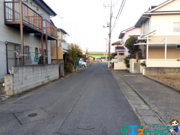 土地 茨城県水戸市浜田2丁目 JR常磐線(取手~いわき)水戸駅 650万円