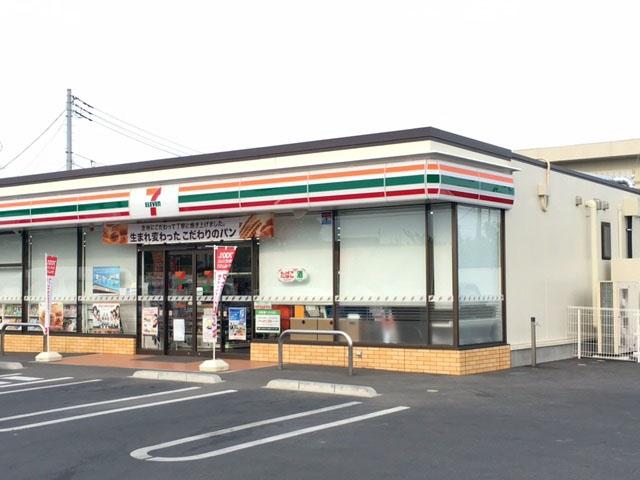 セブンイレブン 水戸千波中央店