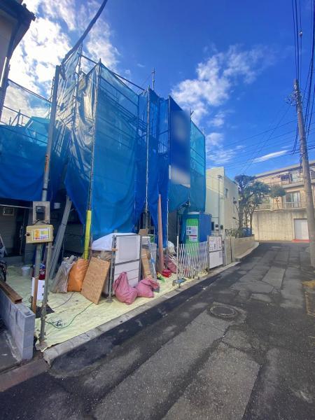 新築戸建 さいたま市南区大字太田窪 JR京浜東北線南浦和駅 3480万円