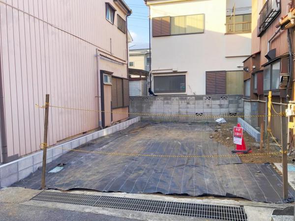 土地 さいたま市中央区新中里4丁目 JR埼京線与野本町駅 1939万円