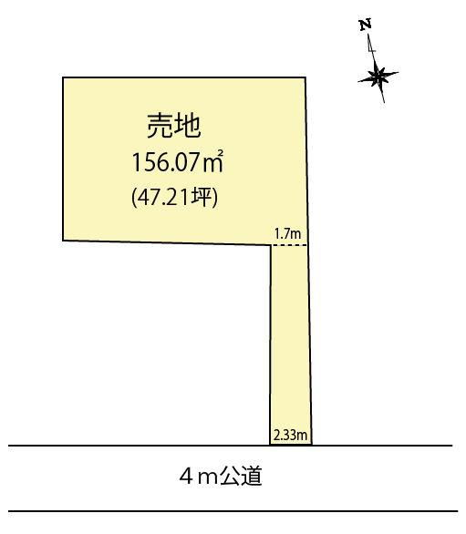 土地 さいたま市南区根岸3丁目 JR京浜東北線南浦和駅 1990万円