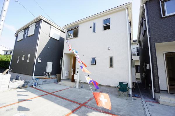 新築戸建 さいたま市緑区道祖土1丁目 JR京浜東北線北浦和駅 3580万円