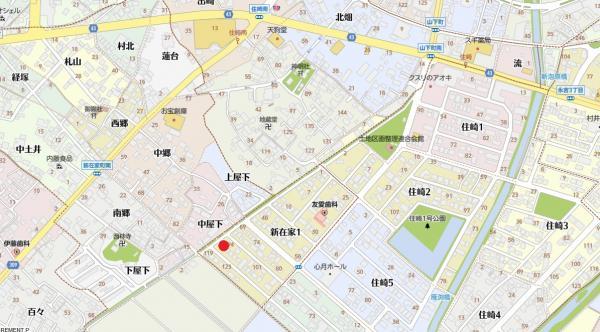 新築戸建 西尾市新在家町 名鉄西尾線西尾駅 2690万円
