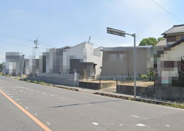 土地 安城市安城町拝木 名鉄西尾線南安城駅 1480万円